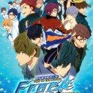 DVD Free! Iwatobi Swim Club Sea 3 Vol.1-12 End + Special Japanese Anime Eng Dub region All