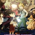 DVD Muhyo To Roji No Mahōritsu Soudan Jimusho Vol.1-12 End Japanese Anime Eng Sub Region All