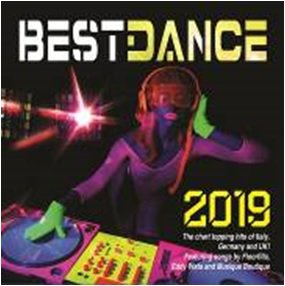 Best Dance 2019 2CD The chart topping hits of Italy, Germany and UK