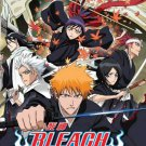 DVD Bleach The Movie 1-4 + 2 Special 死神 Japanese Anime Eng Dub Region All