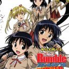 DVD School Rumble Sea 1+2 San Gakki OVA Japanese Anime Eng Sub Region All