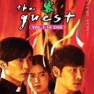 DVD Korean Drama The Guest Vol.1-16 End Region All Eng Sub