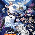 DVD Gintama Vol.317-367 Japanese Anime Region All Eng Sub