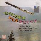 Golden Pan Flute CD