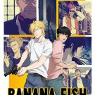 Banana Fish Vol.1-24 End 战栗杀机 Japanese Anime DVD Eng Sub Region All