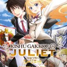 Kishuku Gakkou No Juliet Ep.1-12 End Japanese Anime DVD Eng Sub Region All