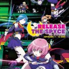 Release The Spyce Ep.1-12 End  Japanese Anime DVD Eng Sub Region All