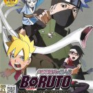 Boruto Naruto Next Generations Vol.784-807 Anime DVD Eng Sub Region All