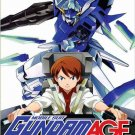 Mobile Suit Gundam Age Ep 1-49 End Anime DVD Eng Sub Region All