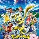 Pokemon The Movie 21 Minna No Monogatari Anime DVD Eng Dub Region All