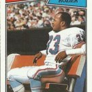 1987 Topps #308 Mike Rozier Houston Oilers