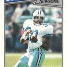 1987 Topps #265 Timmy Newsome Dallas Cowboys
