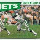 1987 Topps #126 Mark Gastineau New York Jets Team Leaders
