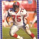 1989 Pro Set #6 Tony Casillas Atlanta Falcons