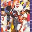 1989 Pro Set #14 Gerald Riggs Atlanta Falcons