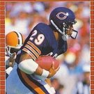 1989 Pro Set #40 Dennis Gentry Chicago Bears