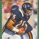 1989 Pro Set #46 Brad Muster Chicago Bears