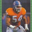 1989 Pro Set #99 Keith Bishop Denver Broncos