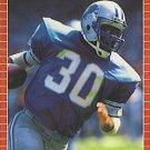 1989 Pro Set #121 James Jones Detroit Lions