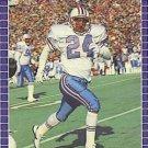 1989 Pro Set #140 Steve Brown Houston Oilers