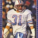1989 Pro Set #142 Jeff Donaldson Houston Oilers