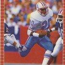 1989 Pro Set #151 Allen Pinkett Houston Oilers
