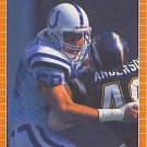 1989 Pro Set #157 Duane Bickett Indianapolis Colts