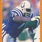 1989 Pro Set #163 Chris Hinton Indianapolis Colts