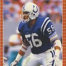 1989 Pro Set #165 Fredd Young Indianapolis Colts