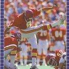 1989 Pro Set #174 Nick Lowery Kansas City Chiefs
