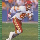 1989 Pro Set #177 Stephone Paige Kanas City Chiefs
