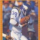 1989 Pro Set #233 Carl Lee Minnesota Vikings