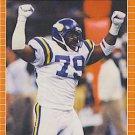 1989 Pro Set #236 Doug Martin Minnesota Vikings