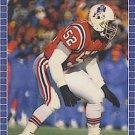 1989 Pro Set #256 Johnny Rembert New England Patriots