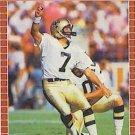 1989 Pro Set #261 Morten Andersen New Orleans Saints