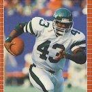 1989 Pro Set #310 Roger Vick New York Jets