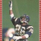 1989 Pro Set #361 Lionel James San Diego Chargers