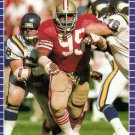 1989 Pro Set #370 Michael Carter San Francisco 49ers