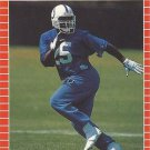 1989 Pro Set #456 Keith Bostic Indianapolis Colts