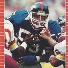 1989 Pro Set #471 Gary Reasons New York Giants
