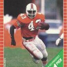 1989 Pro Set #499 Cleveland Gary Los Angeles Rams RC