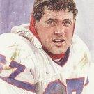 1991 Pro Set #412 Kent Hull Buffalo Bills Pro Bowl