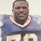 1991 Pro Set #417 Bruce Smith Buffalo Bills Pro Bowl