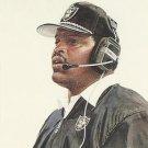1991 Pro Set #432 Art Shell Los Angeles Raiders Pro Bowl