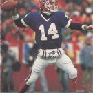 1991 Pro Set #448 Frank Reich Buffalo Bills