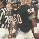 1991 Pro Set #458 Mike Singletary Chicago Bears