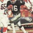 1991 Pro Set #544 Mervyn Fernandez Los Angeles Raiders