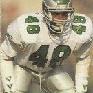 1991 Pro Set #617 Wes Hopkins Philadelphia Eagles