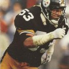 1991 Pro Set #633 Bryan Hinkle Pittsburgh Steelers