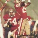1991 Pro Set #650 Don Griffin San Francisco 49ers
